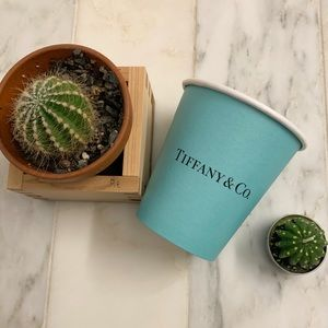 Gorgeous Tiffany & Co. cup — great for displays!!